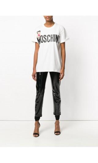 T-Shirt mm giro Moschino