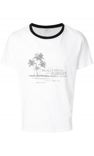 T-Shirt mm giro st.Sunset