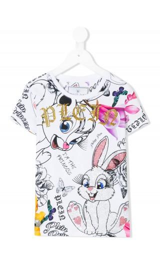 T-Shirt mm giro Azalina