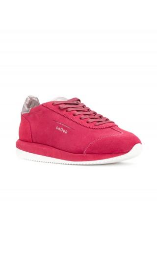 Sneakers suede / rock