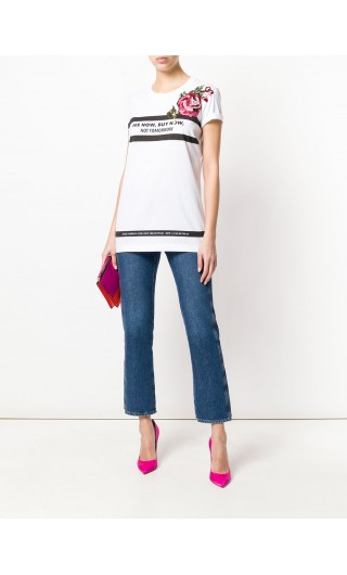 T-Shirt mm giro st.See now buy now