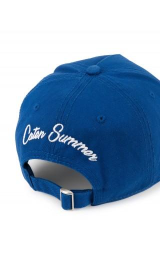 Cappello baseball gabardine Dsquared2