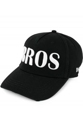 Cappello baseball gabardine Bros
