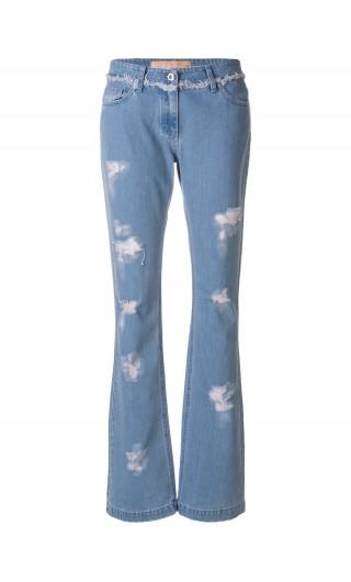 Jeans c/rotture
