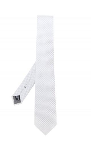 Cravatta jacquard
