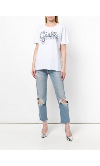 T-Shirt mm + ricamo