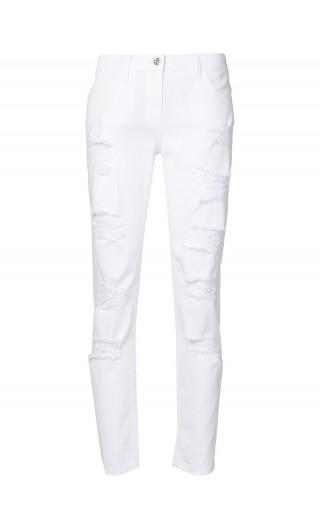Pantalone skinny push up