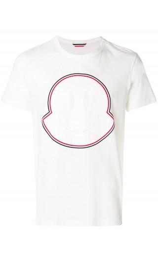 T-Shirt mm giro maxi logo