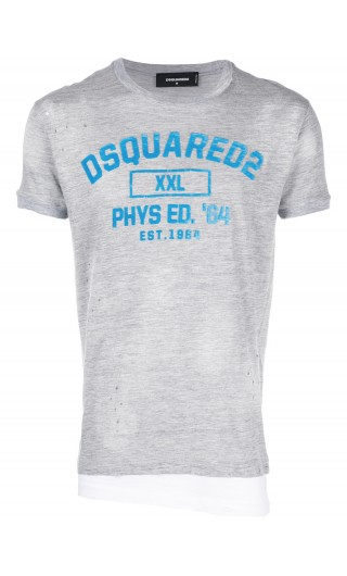 T-Shirt mm giro st. Dsquared