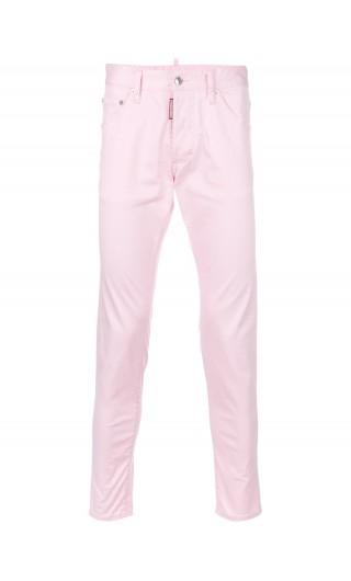 Pantalone 5 tasche stretch twill