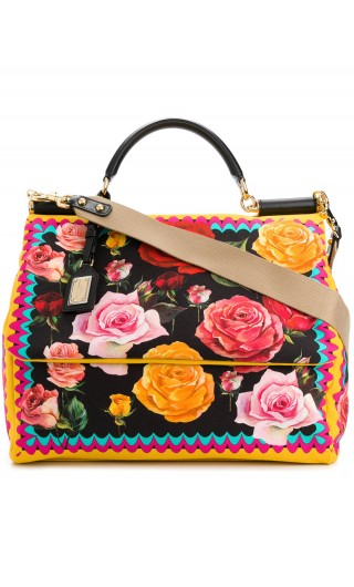 Tracolla canvas st.rose