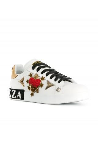 Sneakers classica rustic.+ dauphine