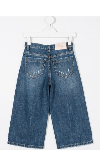 Jeans 5 tasche dropped