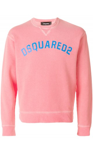 Felpa ml giro Dsquared2