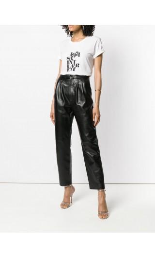 T-Shirt mm giro st.1971 Saint Laurent