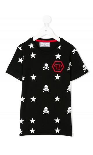 T-Shirt mm giro Stars & Skulls