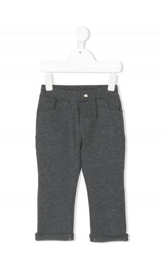 Pantalone molleton stretch