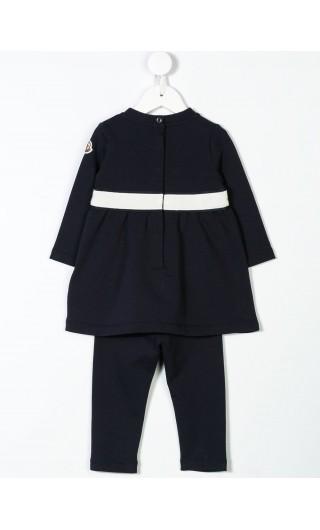 Completo maglia giro + pantalone
