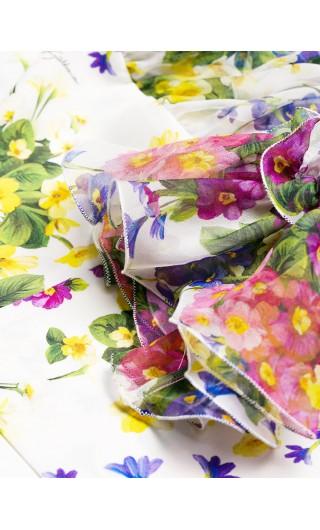Blousa chiffon st.fiori
