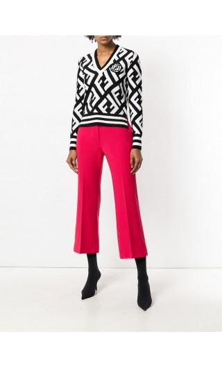 Pantalone stretch wool drill