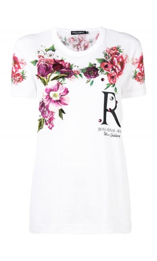 T-Shirt mm giro st.rose