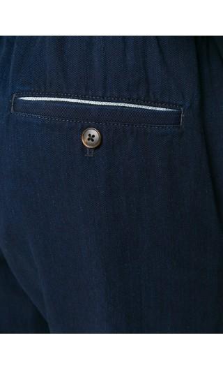 Jeans in denim giapponese