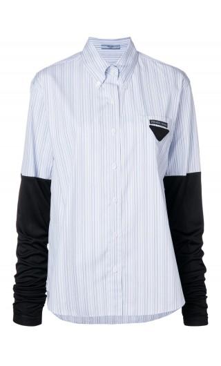 Camicia ml chambry riga + jersey leggero