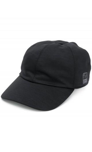Cappellino da baseball in techmerino