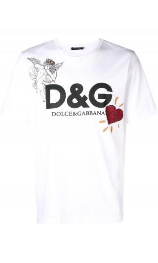 T-Shirt mm giro D&G Cupido