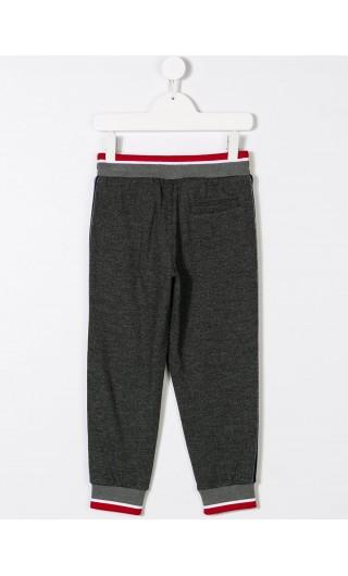 Pantalone felpa c/coulisse