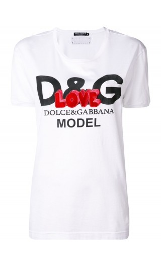 T-Shirt mm giro D&G Model