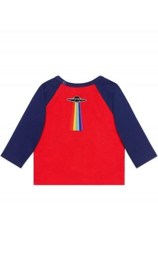 T-Shirt ml giro jersey