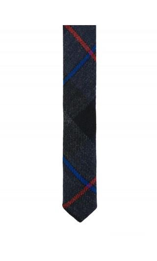 Cravatta quadri check tartan