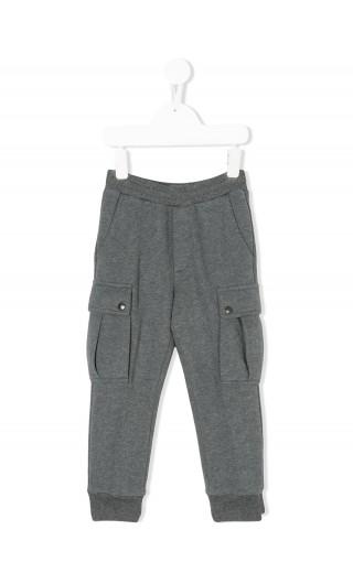 Pantalone molleton cotone