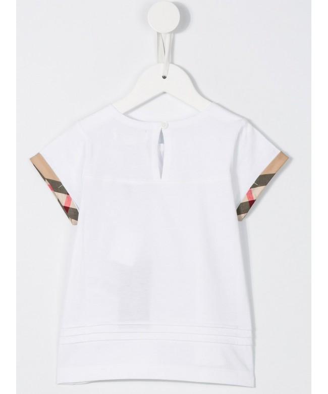 T-Shirt mm finiture check