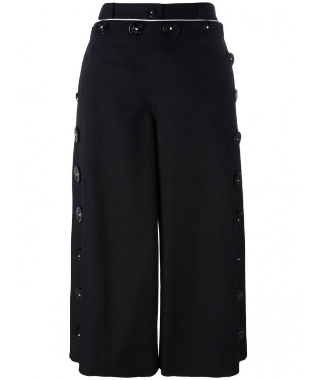 Pantalone cotone unito stretch