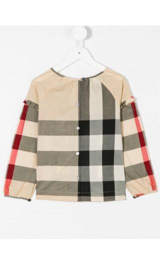 T-Shirt ml quadri check