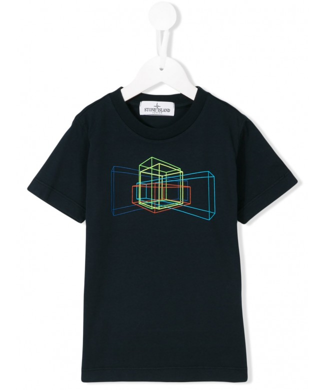 T-Shirt mm st.tridimensionale
