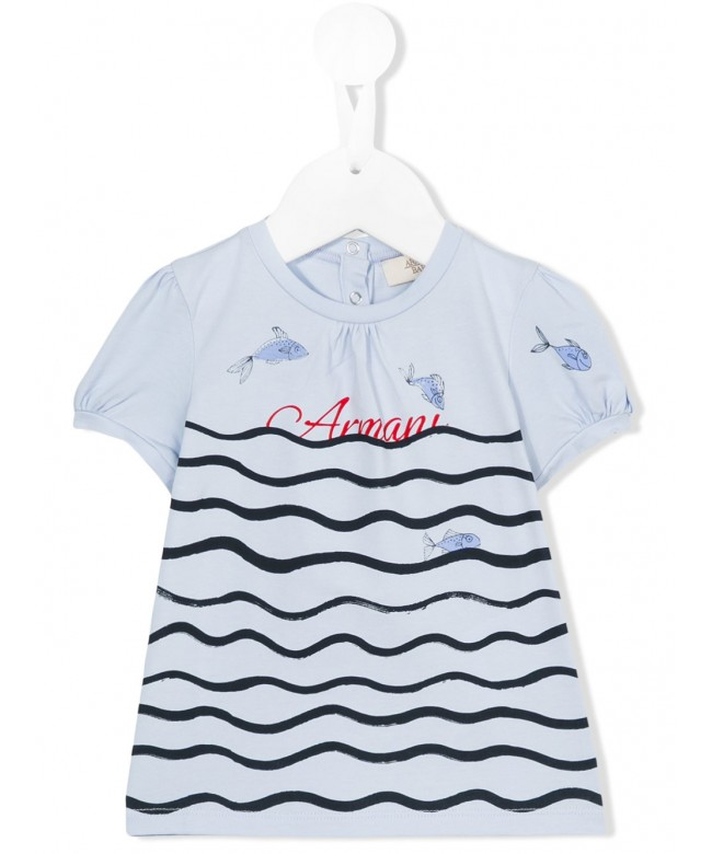 T-Shirt mm st.pesci