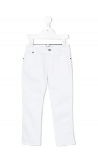 Pantalone 5 tasche gabardine