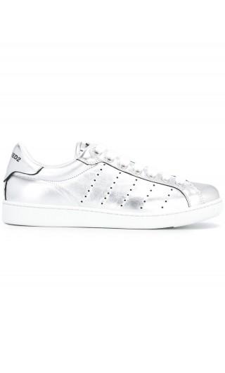 Sneakers vitello laminato