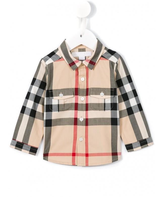 Camicia ml cotone check