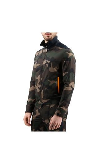 Giubbino camouflage