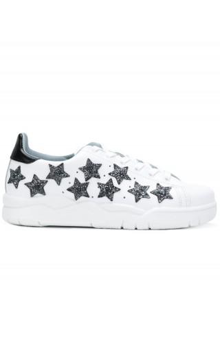 Sneakers stelle piccole glitter