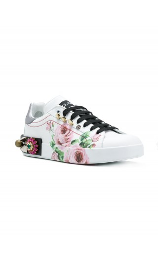 Sneakers classica dauphine st.rose / farfalle