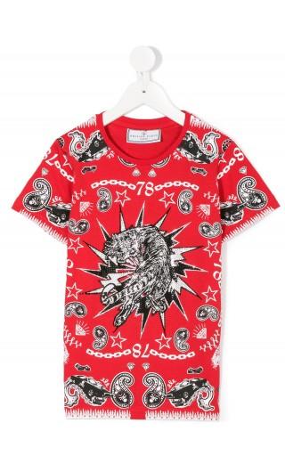 T-Shirt mm giro Robin