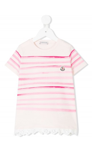 T-Shirt mm giro righe