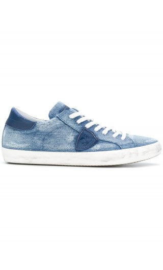Sneakers Paris jeans