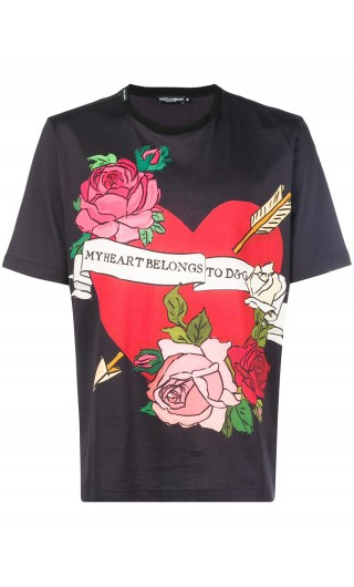 T-Shirt mm giro My Heart