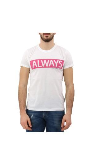T-Shirt mm giro slim st.Always
